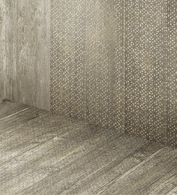 Victor™ - travertine border (Noche, Classic Light).