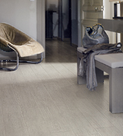 Victoria™ - travertine border (Classic Light, Noche).